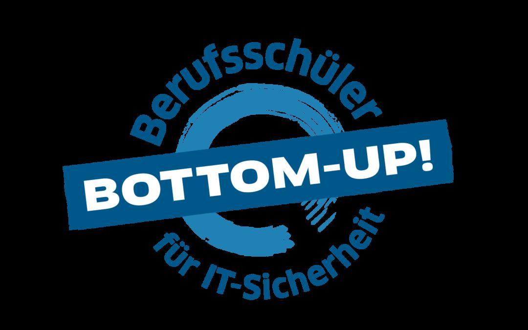 Bottom-Up: Berufsschüler für IT-Sicherheit