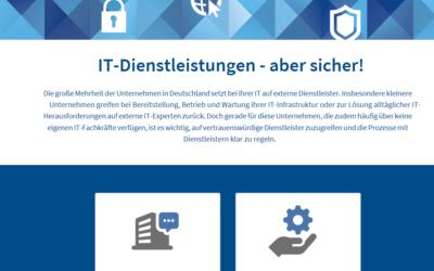 IT-Dienstleistungen – aber sicher!